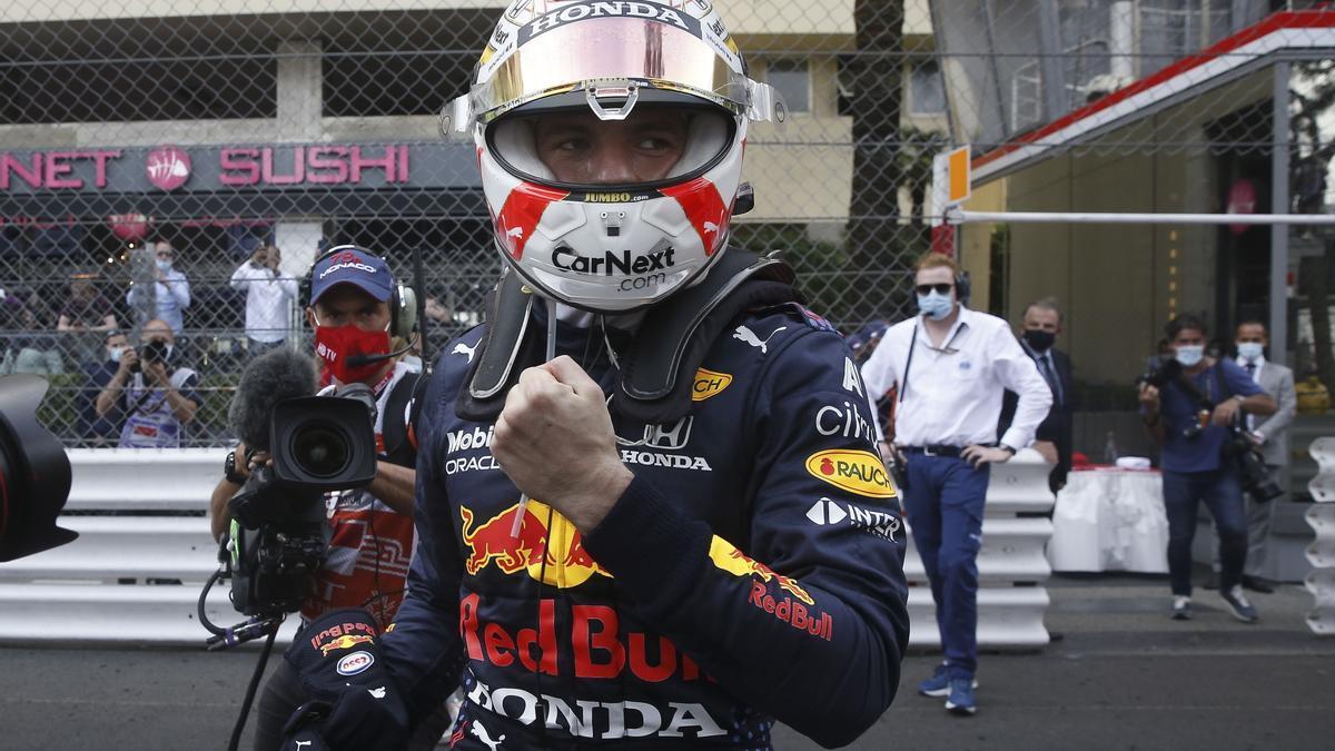 Max Verstappen lidera el campeonato.