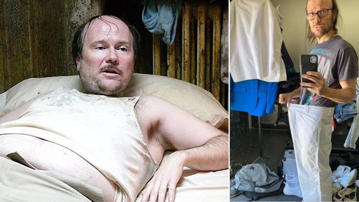 La dieta de Santiago Segura: así perdió 80 kilos