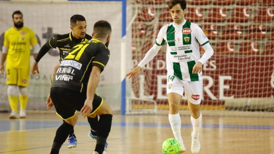 Aplazado el duelo ElPozo Murcia-Córdoba FS