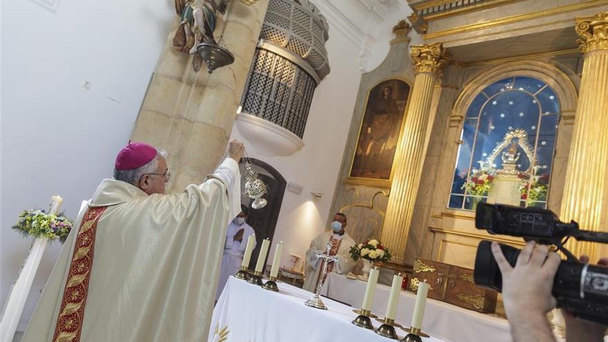 El obispo de Córdoba anima a los fieles a participar de la eucaristía en la nueva normalidad de la Iglesia