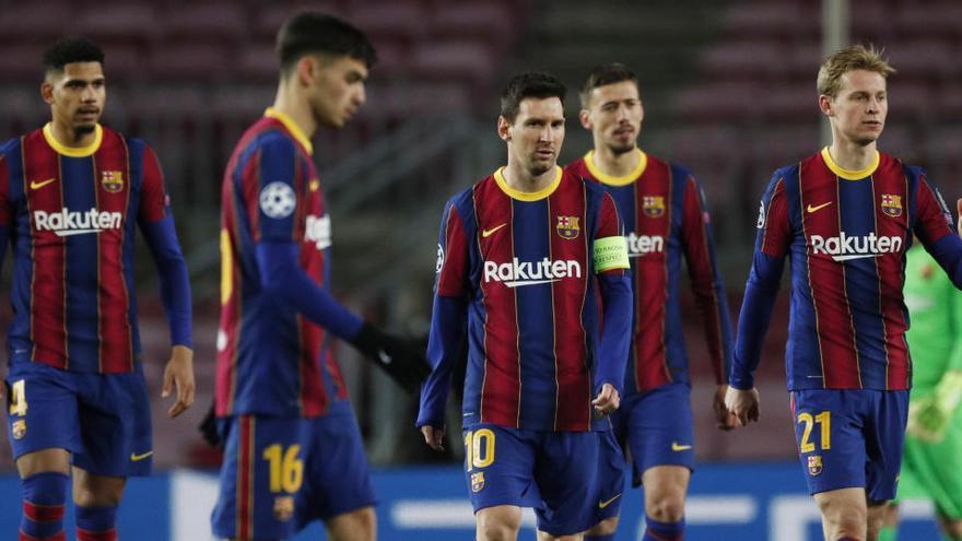 El Barcelona logra un acuerdo salarial con la plantilla