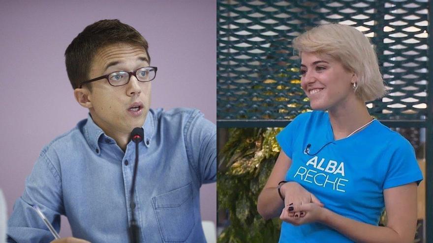 Errejón recomienda ver una conversación de los alumnos de 'OT 2018' sobre actitudes machistas
