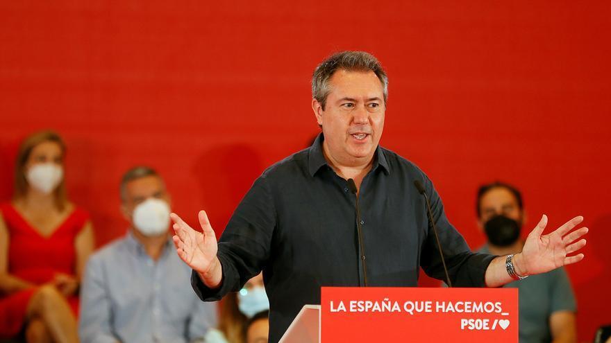 """Espadas ofrece a Moreno una oposición """"constructiva"""" para la recuperación de Andalucía"""
