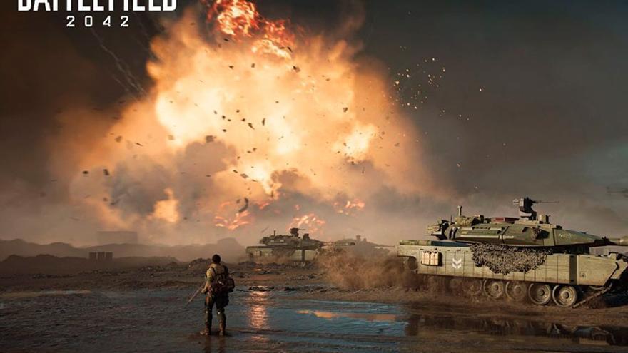Electronic Arts pone fecha para la Beta Abierta de 'Battlefield 2042'
