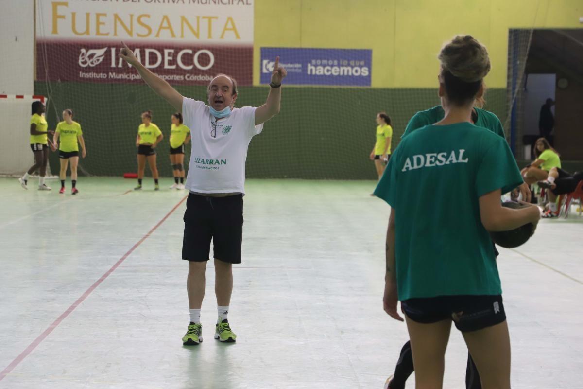 El Adesal Córdoba disputa frente al Elche su segundo amistoso de la pretemporada