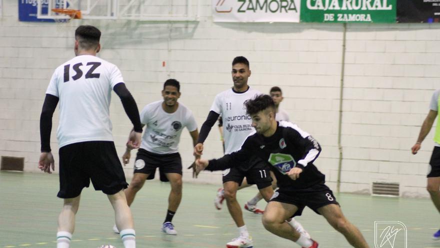 El Inter Sala Zamora recibe al colista sin confianza ni relajación