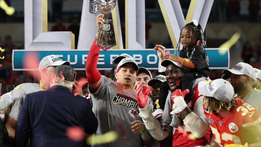 Els Chiefs s'emporten la Super Bowl contra els 49ers