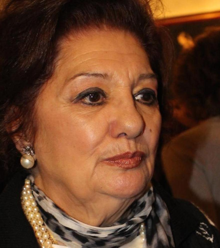 Muere la artista Dolores Abril a los 85 años