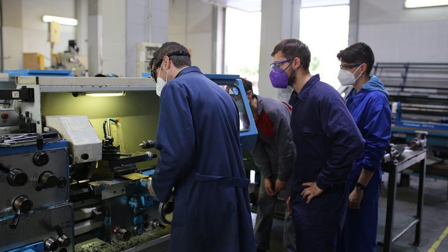 Castellón contará con tres aulas tecnológicas de FP