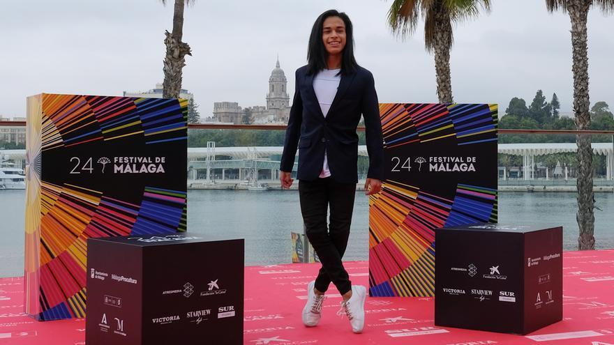 Presentación de 'Karnawall', en la Sección Oficial del Festival de Cine de Málaga