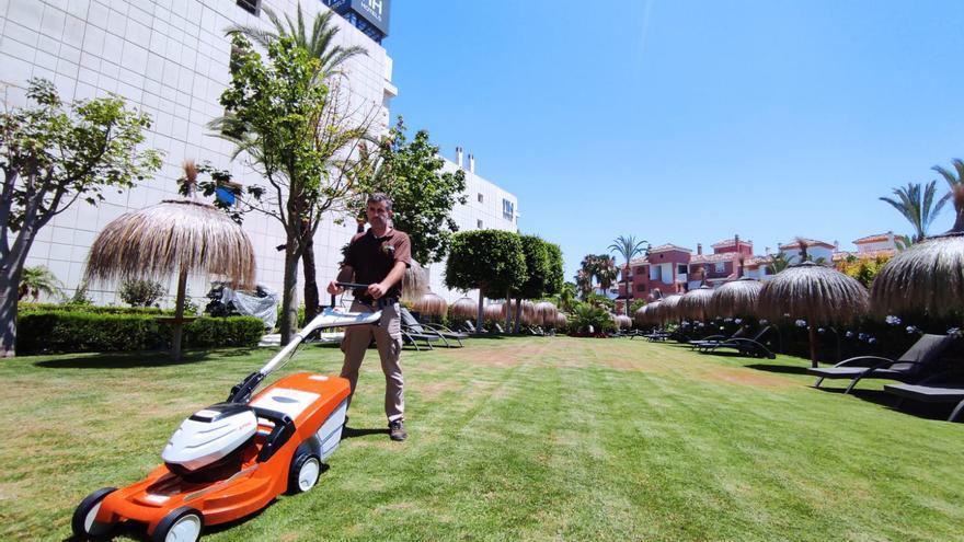 Una empresa malagueña crea la primera franquicia de jardinería en España