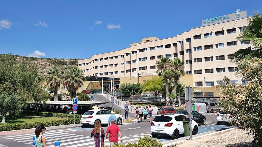 El Hospital de Elda tendrá un edificio para las consultas externas con parking