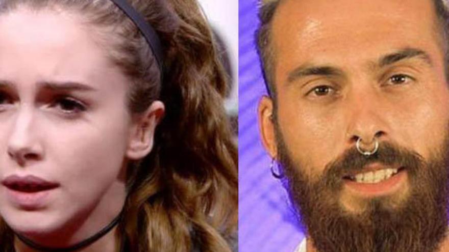 Carlota, la chica que denunció al murciano de Gran Hermano por abuso sexual, rompe su silencio