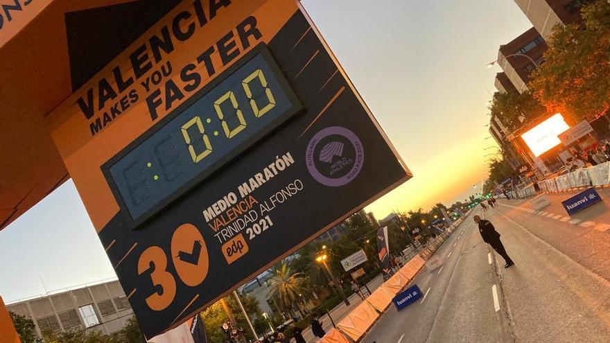 El Medio Maratón Valencia, a por el récord mundial femenino