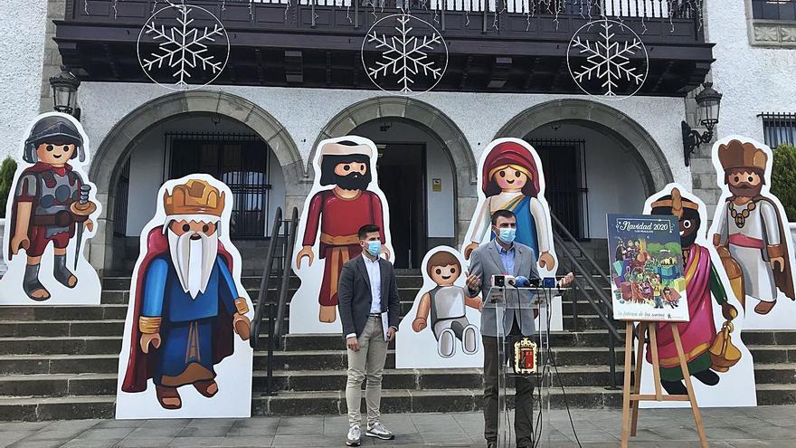 El municipio programa más  de 50 actos de Navidad y Reyes