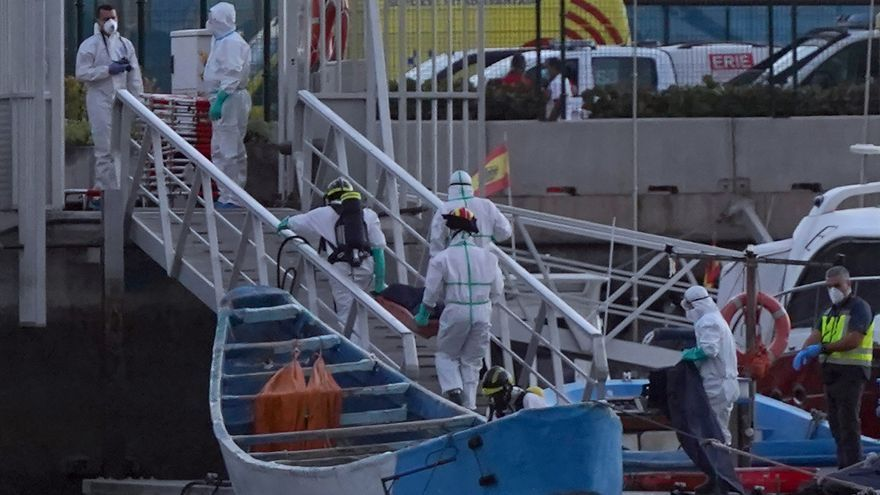 Casi 10.000 migrantes han fallecido tratando de alcanzar España desde 1988
