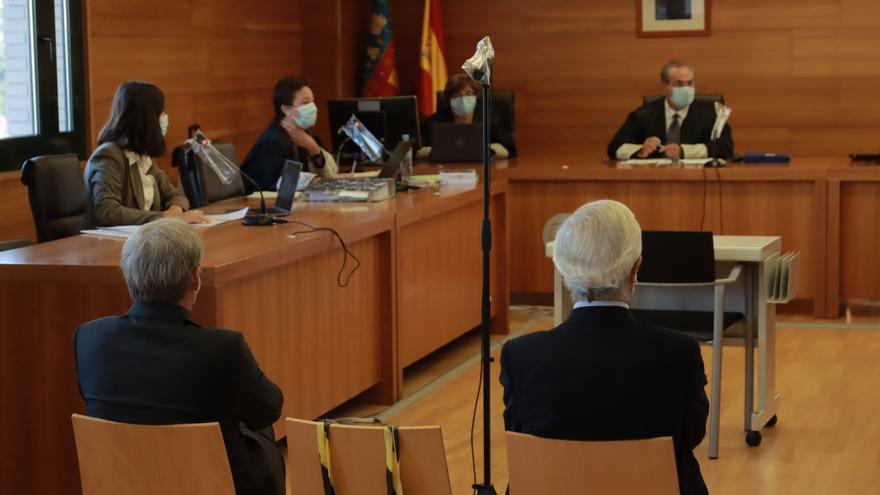Supervisores de Castor destacan el nivel de control de la plataforma de Vinaròs