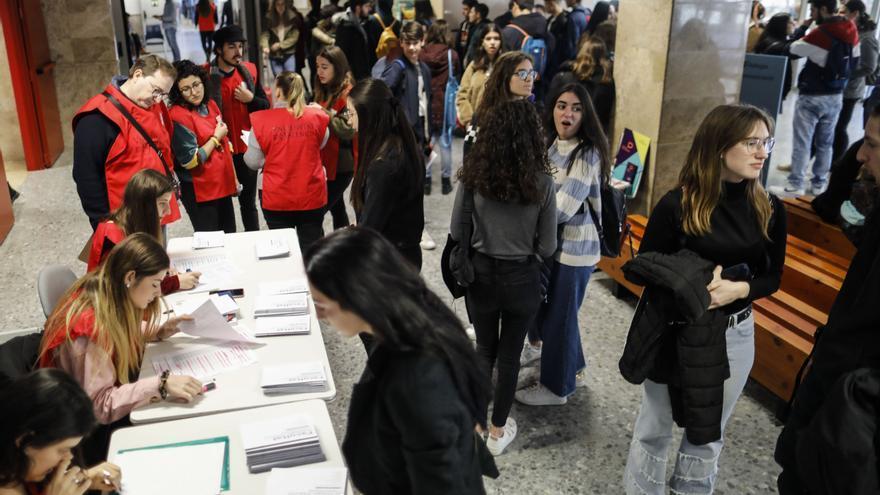 La promoción de alumnos de 2º de Bachillerato aumentó en 10 puntos en el primer año de pandemia