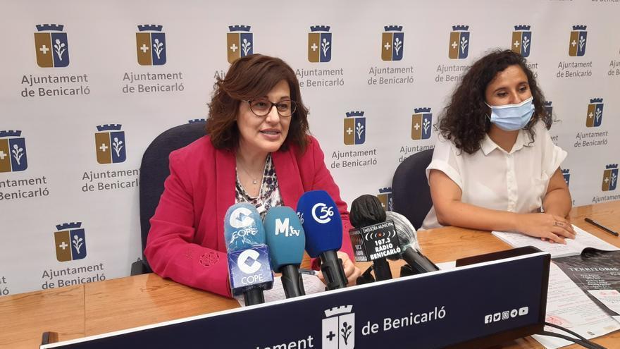 Benicarló inicia los actos en pro del colectivo LGTBIQ+