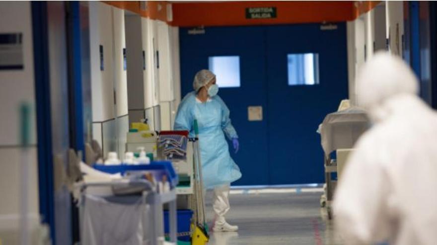Hospitalizada en Ibiza por coronavirus una turista procedente de un hotel en Formentera
