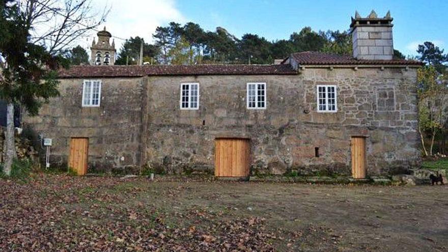 La histórica rectoral de Vincios será la casa forestal del Monte Galiñeiro
