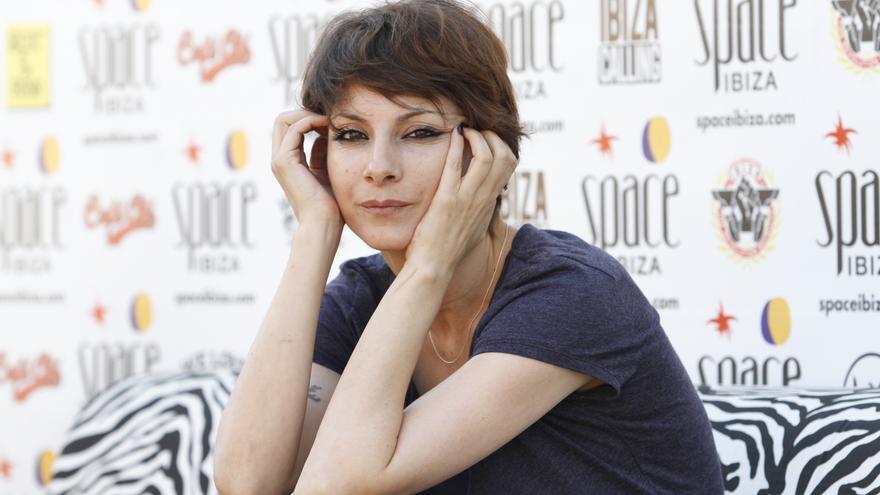 Najwa Nimri sacará un disco con colaboradores como Pablo Alborán