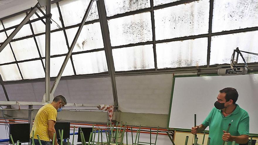 Educación mantiene la ratio covid en las aulas y exime de la cuarentena al alumnado vacunado