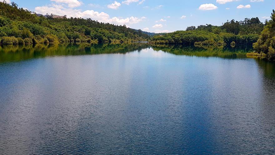Vigo proyecta un nuevo embalse junto a Eiras para duplicar las reservas de agua