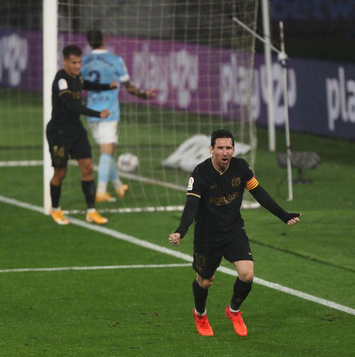 Balaídos, escenario del duelo entre Celta y Barça