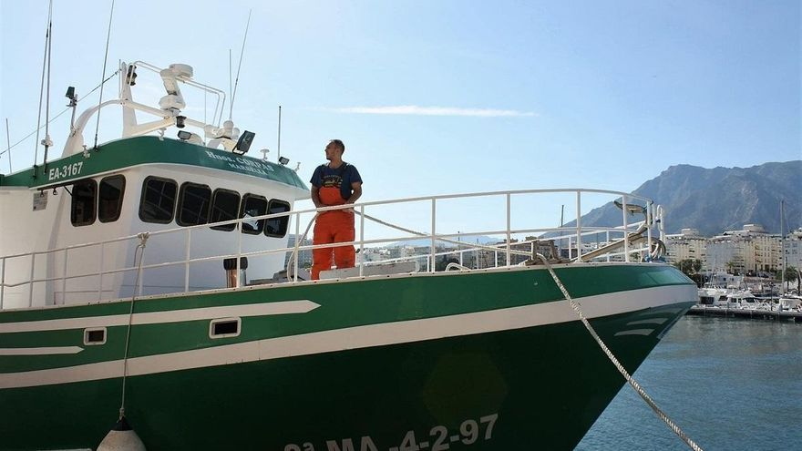 La Junta apoya con 92.800 euros a cinco pymes del sector pesquero malagueño
