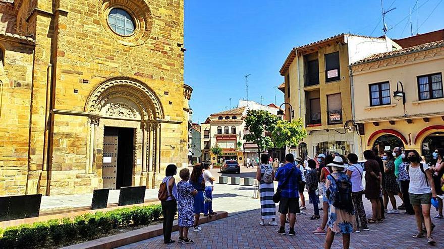 Benavente se consolida como destino turístico en la provincia