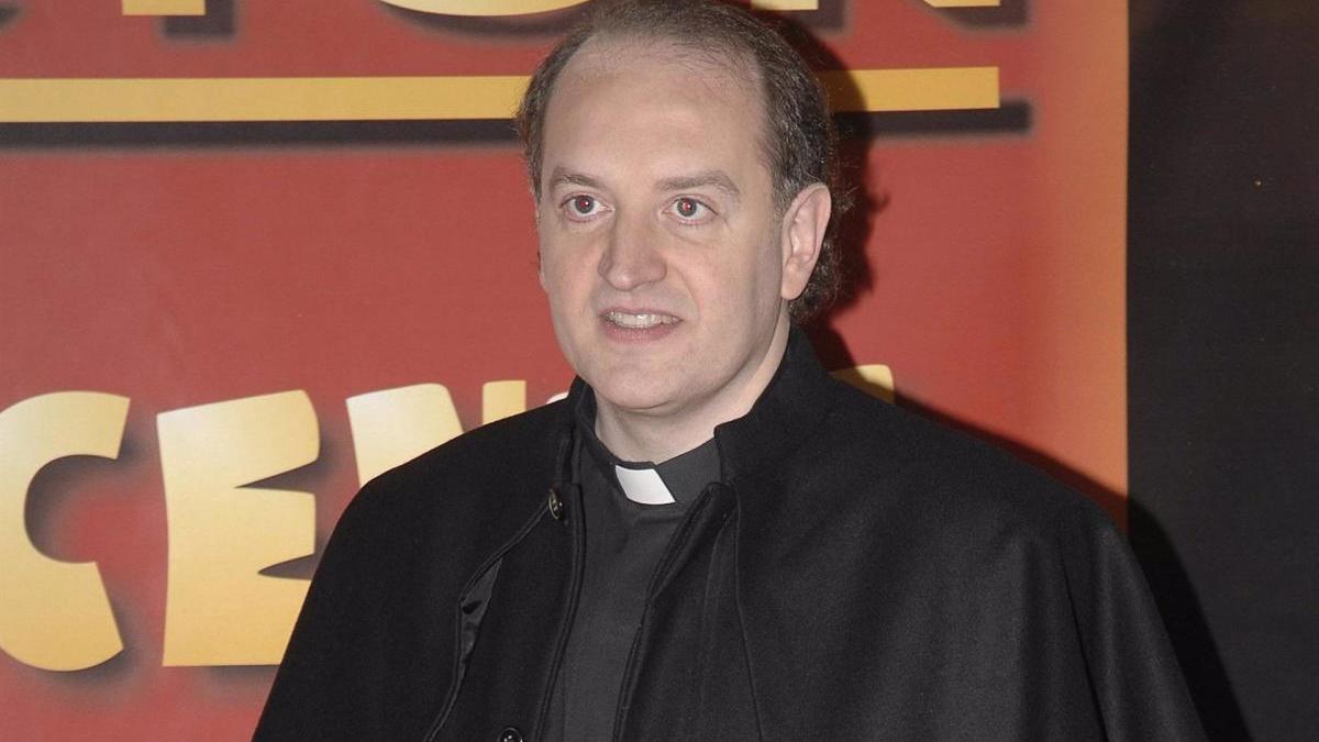 Imagen de archivo del Padre Apeles.