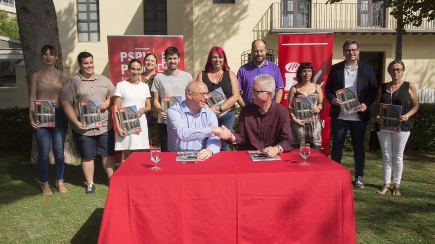 El grupo municipal del PSOE afirma que la oferta del alcalde a Podemos para entrar en el gobierno carece de su visto bueno