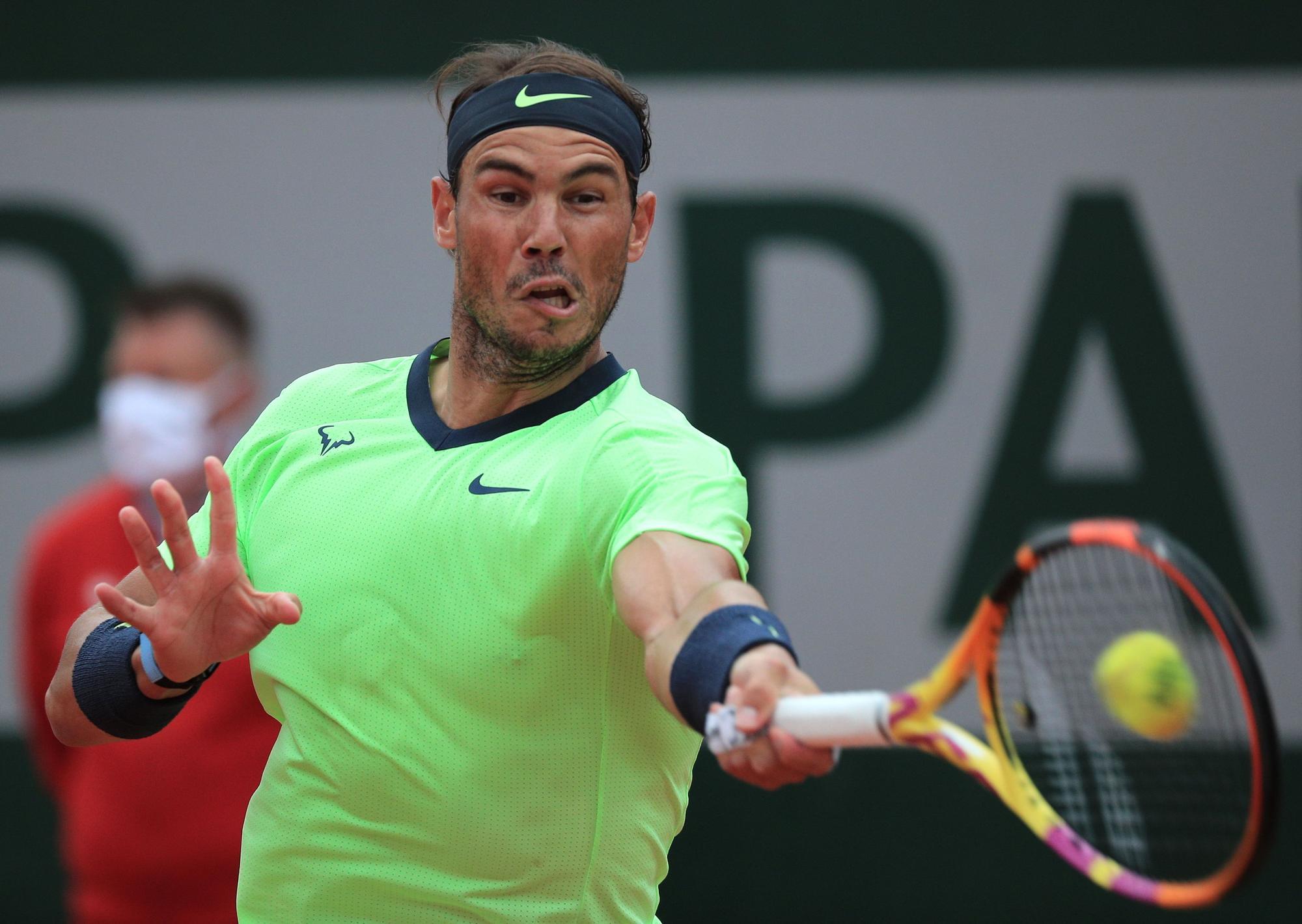 Roland Garros: Rafa Nadal - Cameron Norrie