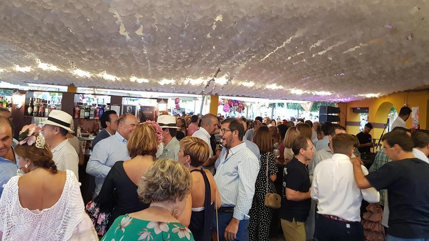 El Ayuntamiento de Lucena prohíbe en la Feria del Valle las casetas en las que se cobre entrada
