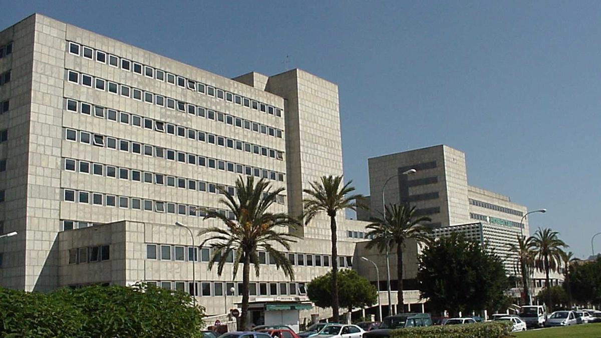 Una imagen del Hospital Materno Infantil de Málaga
