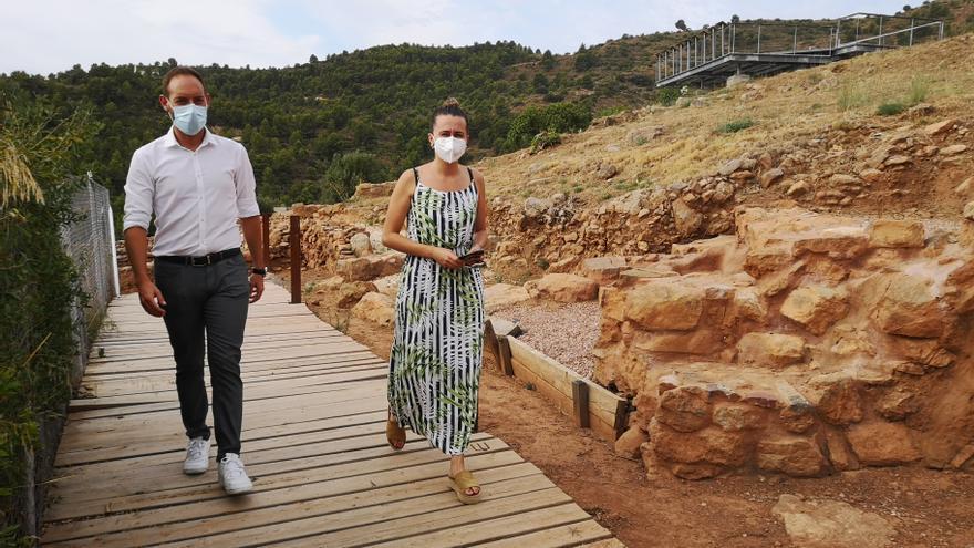 La Vall d'Uixó invertirá más de 7.000 euros en nuevas excavaciones en el poblado íbero de Sant Josep