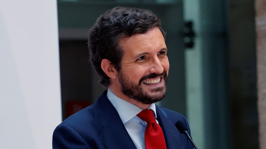 Casado anuncia que el PP recurrirá ante el Supremo los indultos a los políticos del 'procés'