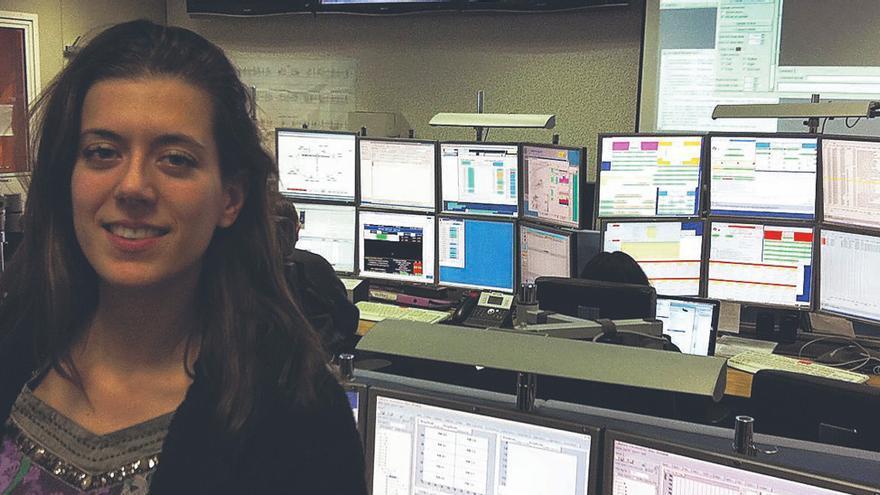 La física de partículas viguesa Leticia Cunqueiro logra una Consolidator Grant de 1,8 millones