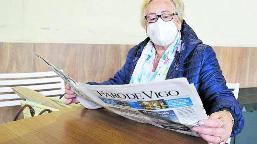 La prensa de papel no contagia