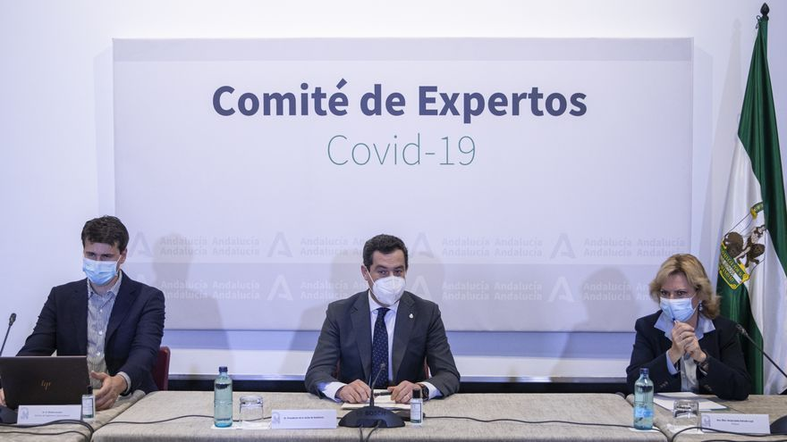 Andalucía mantiene el cierre perimetral de sus provincias hasta después de Semana Santa