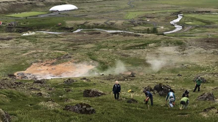 La recerca més global sobre els efectes de l'escalfament del sòl té segell manresà