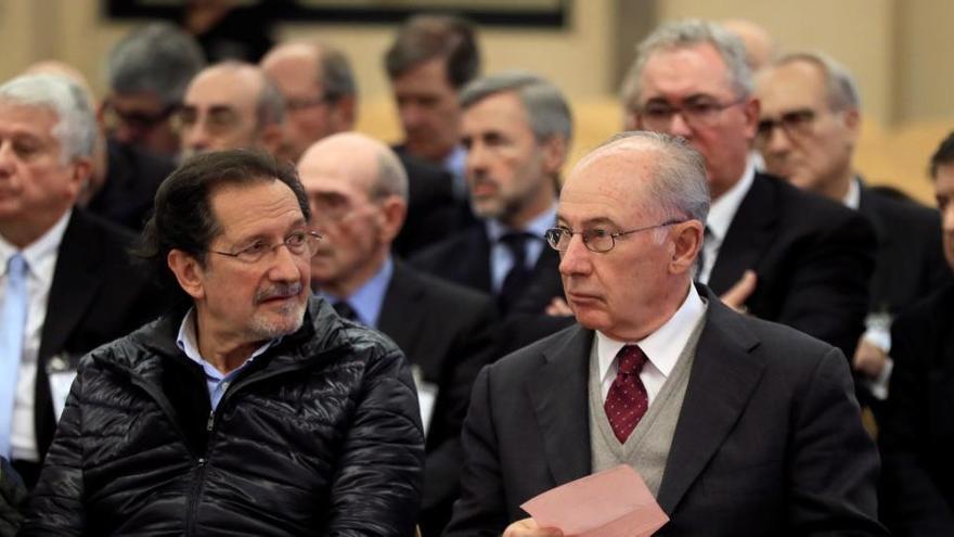 Los diez protagonistas del juicio de Bankia