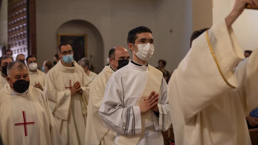 Nuevo cura para la diócesis de Zamora
