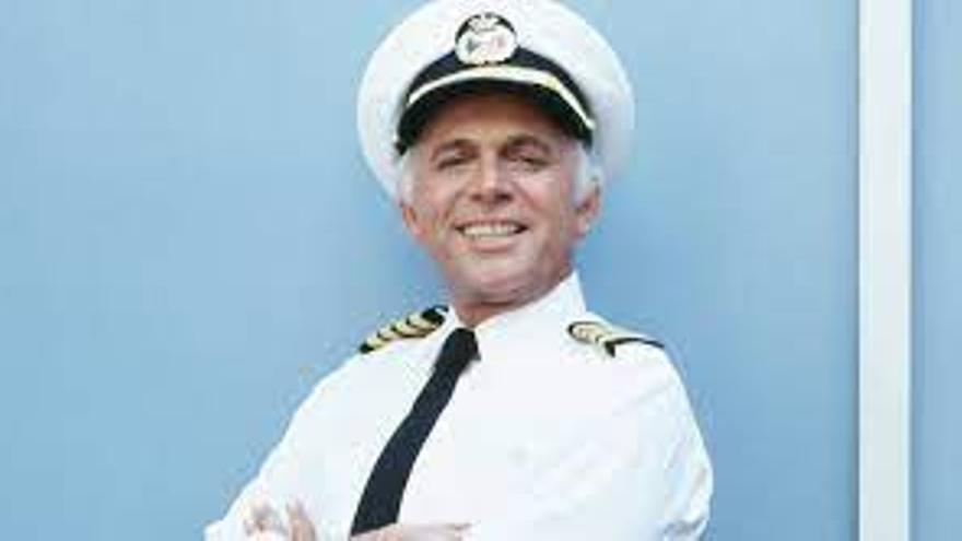 Muere Gavin MacLeod, el capitan Stubing de 'Vacaciones en el mar'