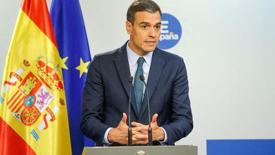 Sánchez abre la puerta a que el presidente de la CE sea un conservador