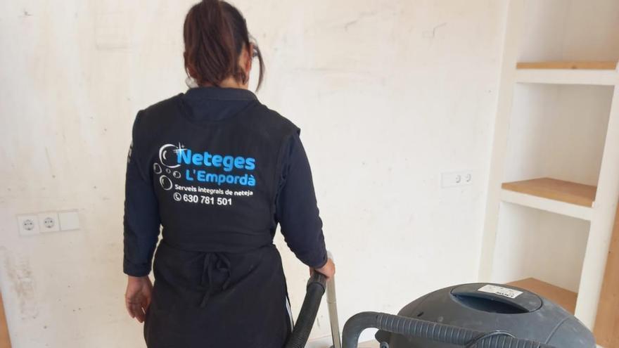 Neteges l'Empordà és un referent en el sector de la neteja a la comarca