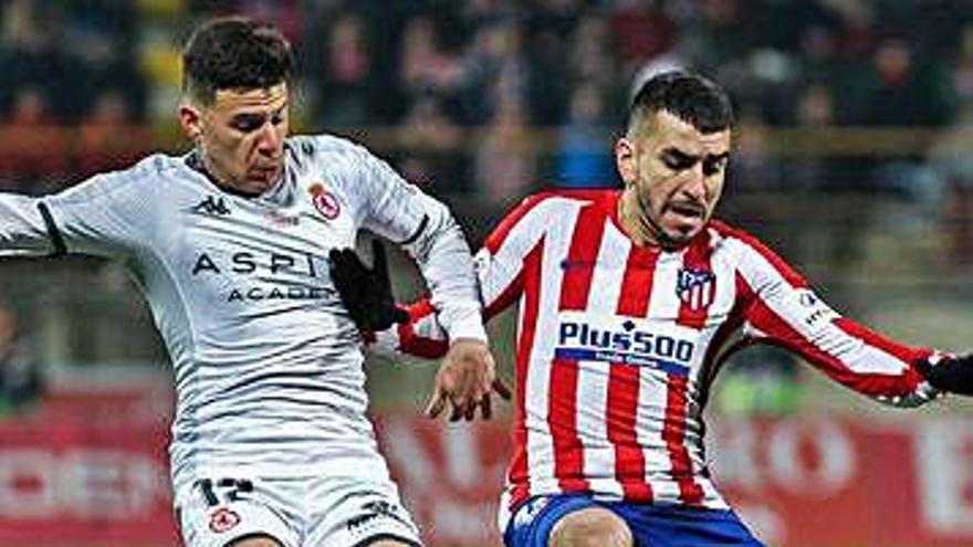 Atlético y Celta, otras víctimas del nuevo formato de la Copa