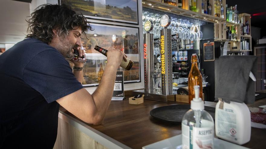 Restricciones en bares: Las nuevas normas para consumir en barra en Valencia