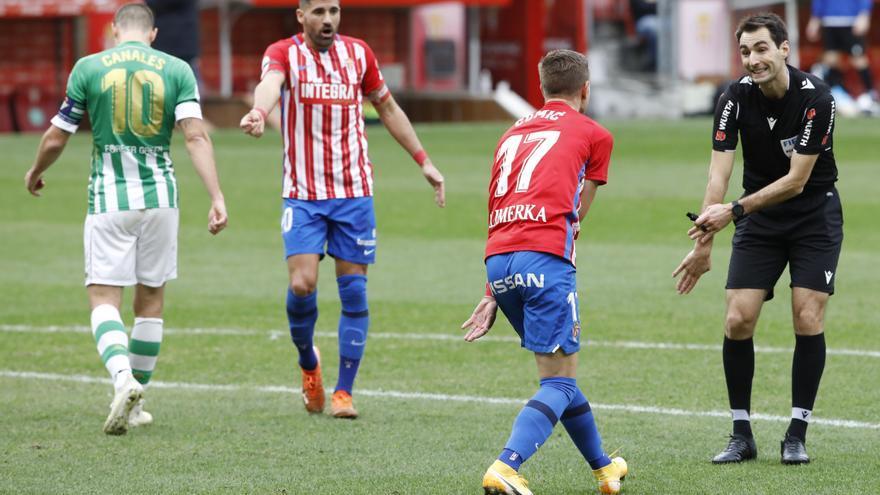 La opinión del partido de Copa del Sporting: Bandidaje ante 300 testigos